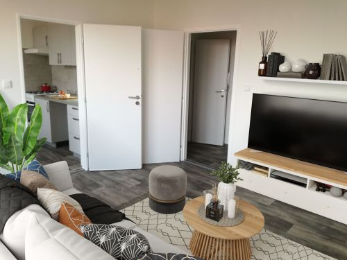 Pronájem bytu 2+1 44 m2, ul. Sládkova 3052/24, Ostrava - Fifejdy