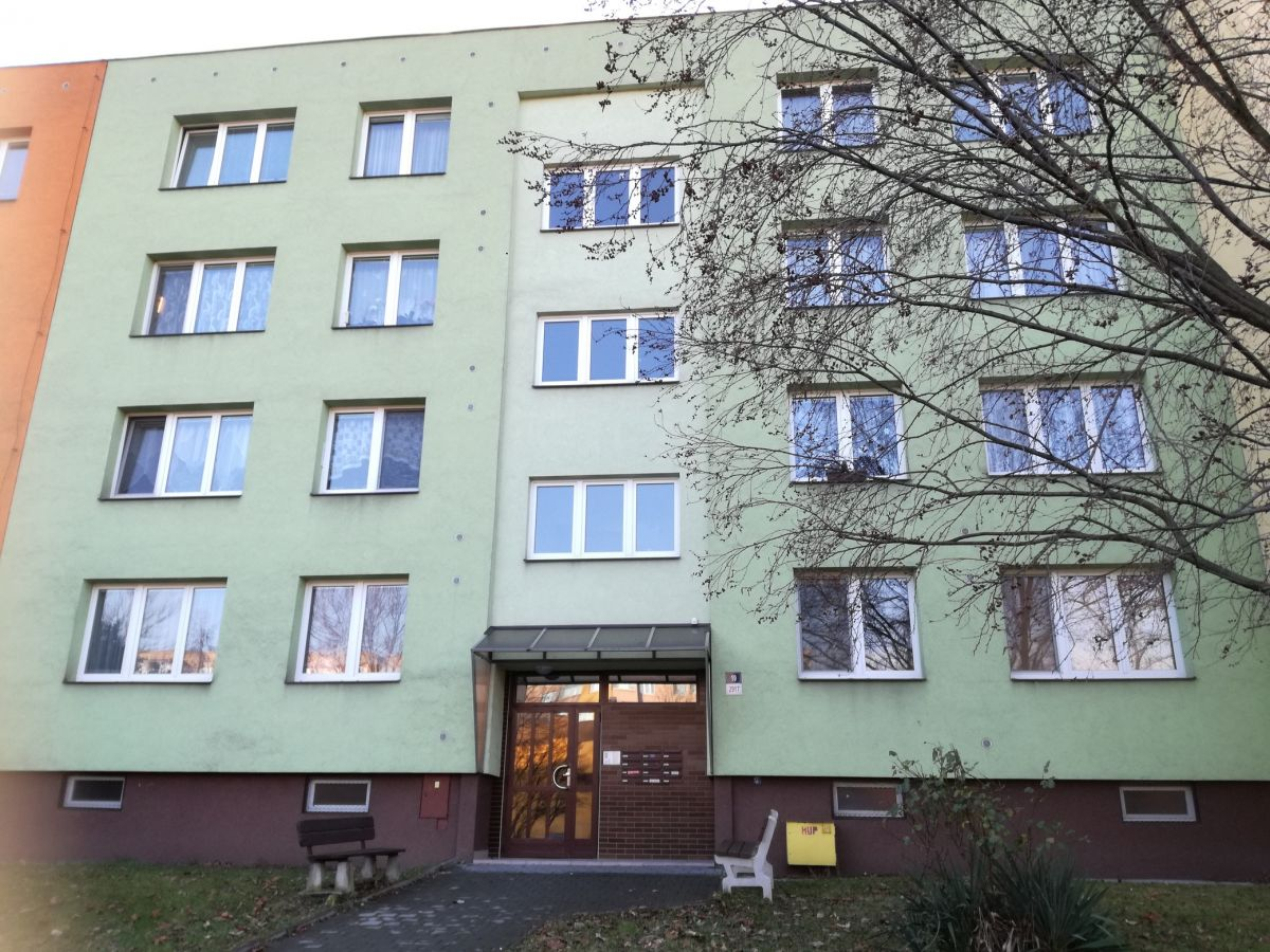 Pronájem bytu 1+1 37 m2, ul. Generála Píky 2917/19, Moravská Ostrava