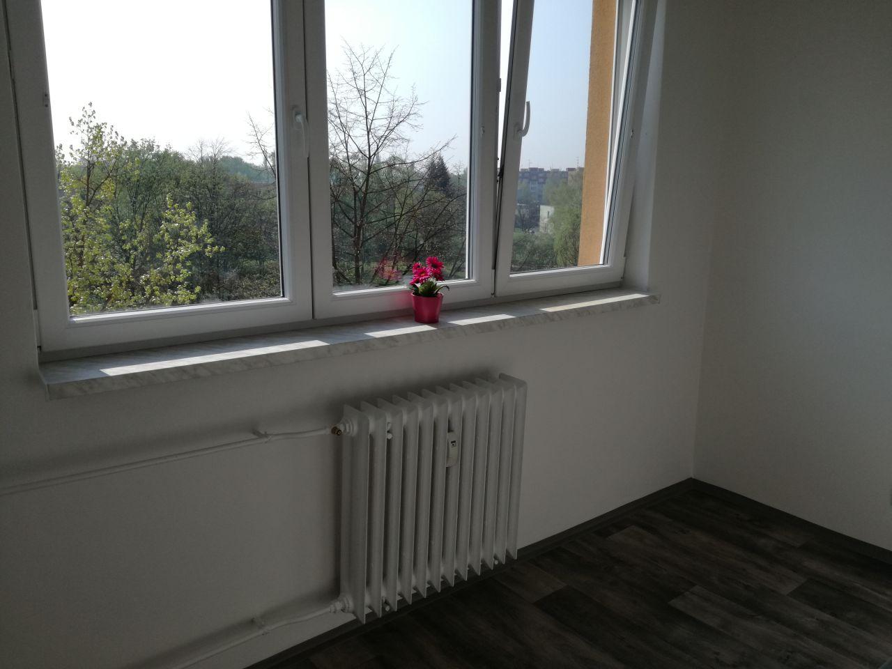 Pronájem bytu 2+1 49 m2, ul. Františka Hajdy 1232/14, Ostrava - Hrabůvka
