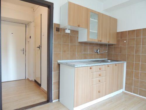 Pronájem bytu 1+1 29 m2, ul. Čujkovova 1740/38, Ostrava - Zábřeh