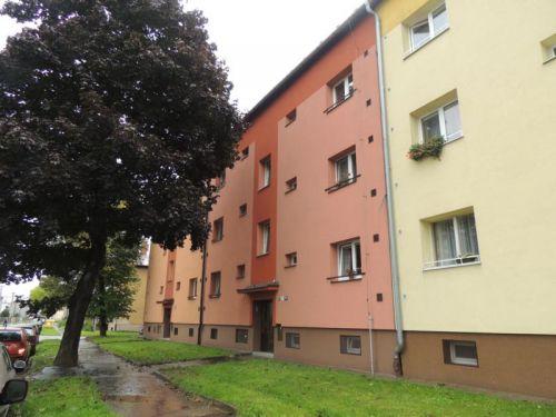 Pronájem bytu 2+1 49 m2, ul. Edisonova 631/69, Ostrava - Hrabůvka