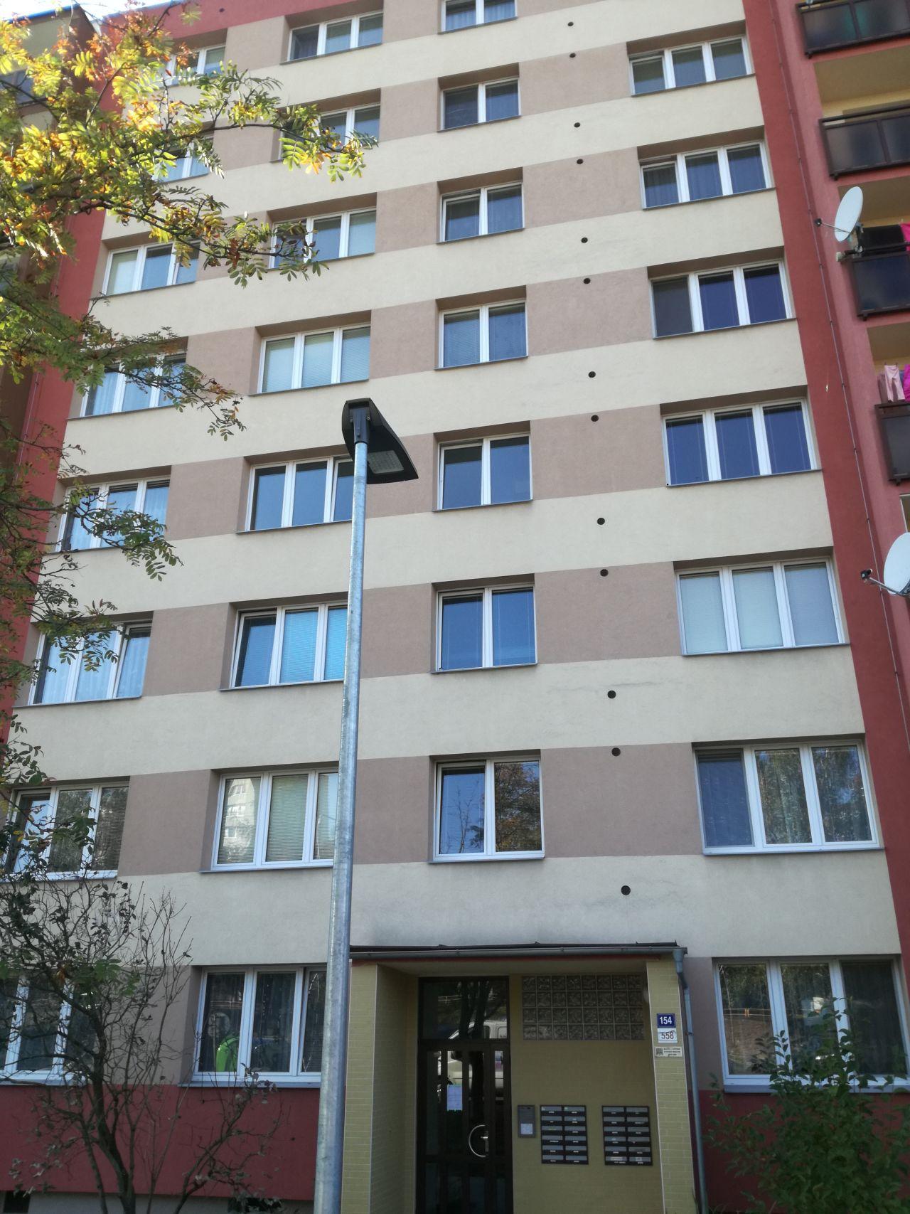 Pronájem bytu 1+1 39 m2, ul. Výškovická 558/154, Ostrava - Výškovice
