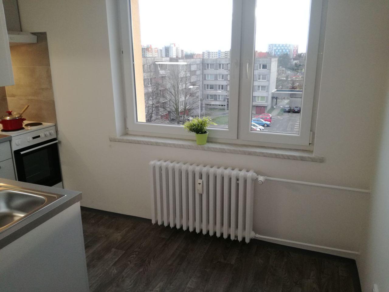 Pronájem bytu 1+1 40 m2, ul. Jana Ziky 1950/10, Ostrava - Poruba