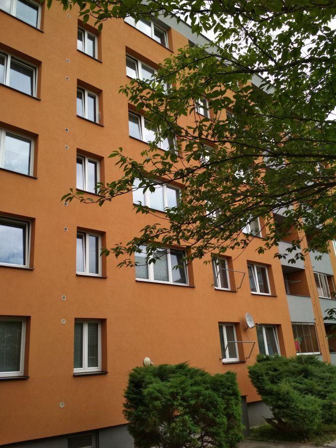 Pronájem bytu 2+1 44 m2, ul. Václava Košaře 64/36, Ostrava - Dubina