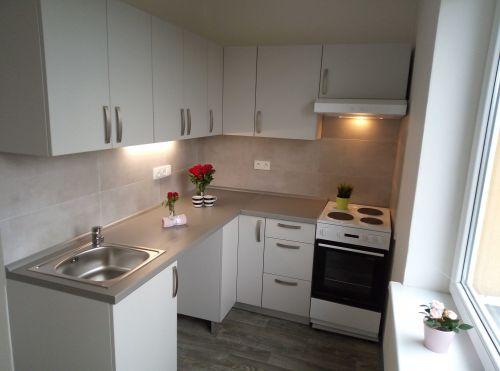 Pronájem bytu 1+1 38 m2, ul. Lumírova 540/64, Ostrava - Výškovice