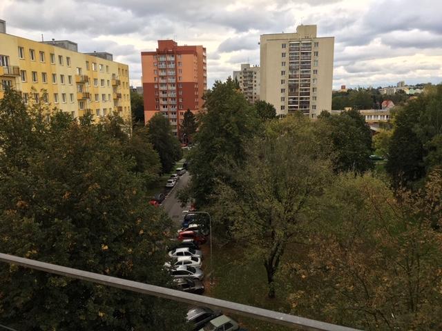 Pronájem bytu 2+1 50 m2, ul. Podroužkova 1657/37, Ostrava - Poruba