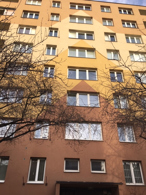 Pronájem bytu 2+1 44 m2, ul. Aloise Gavlase 107/24, Ostrava - Dubina