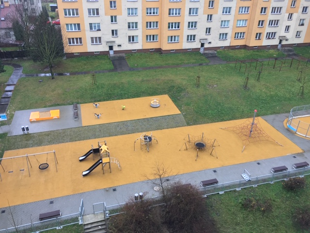Pronájem bytu 2+1 44 m2, ul. Písečná 2924/11, Ostrava - Zábřeh