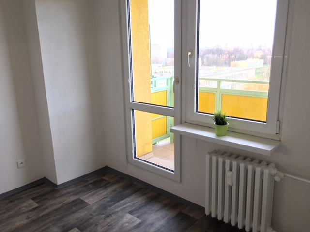 Pronájem bytu 1+1 38 m2, ul. Dr. Martínka 1489/1, Ostrava - Hrabůvka