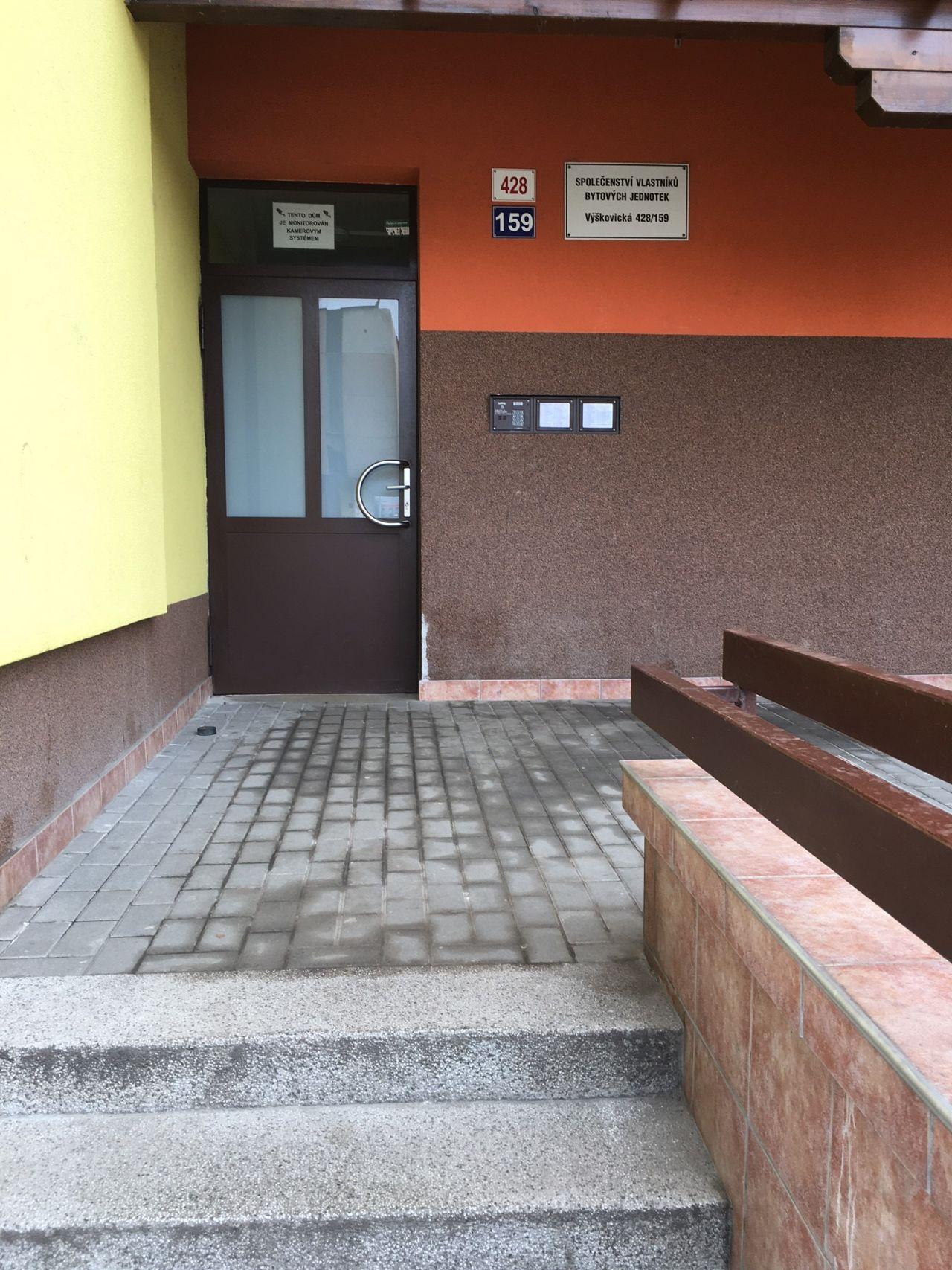 Pronájem bytu 1+kk 28 m2, ul. Výškovická 428/159, Ostrava - Výškovice
