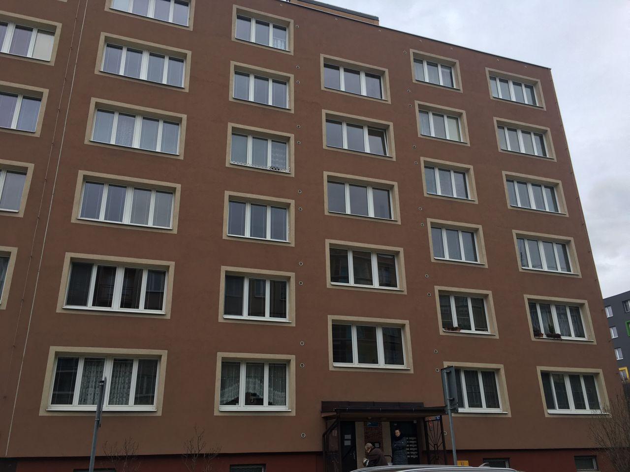 Pronájem bytu 2+1 44 m2, ul. Jaroslava Misky 66/3, Ostrava - Dubina