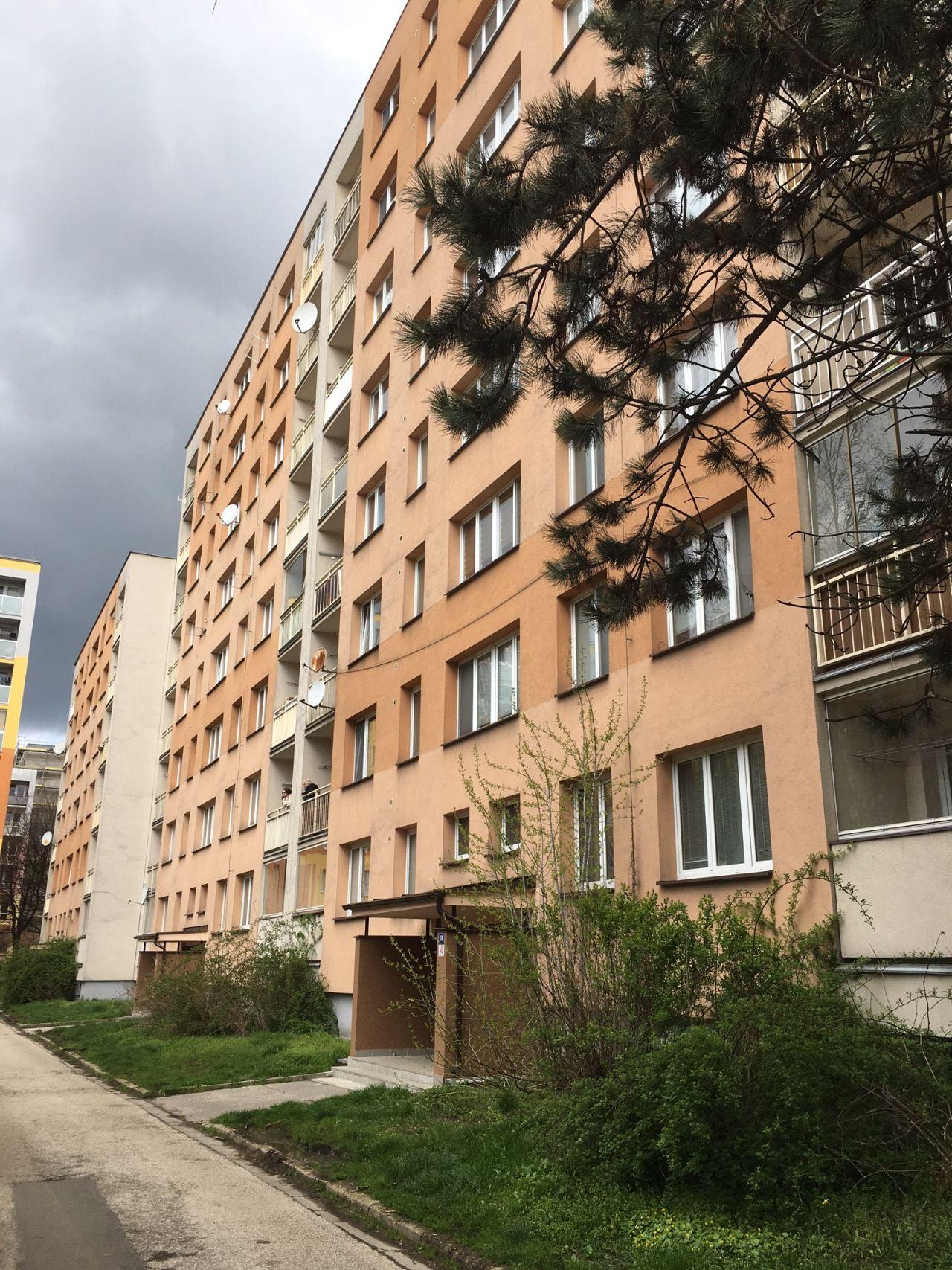 Pronájem bytu 2+1 44 m2, ul. Vlasty Vlasákové 942/10, Ostrava - Bělský Les