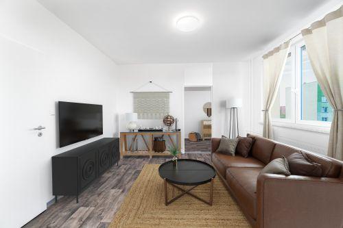 Pronájem bytu 2+1 44 m2, ul. Tarnavova 3005/11, Ostrava - Zábřeh
