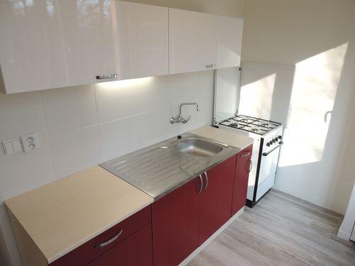 Pronájem bytu 1+1 40 m2, ul. Svornosti 55, Ostrava - Zábřeh