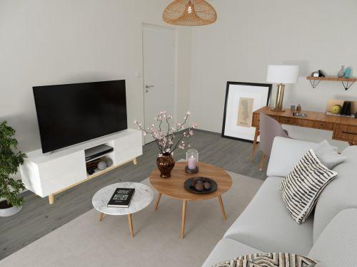 Pronájem bytu 1+1 38 m2, ul. Hornopolní 2956/37, Moravská  Ostrava
