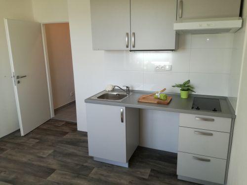 Pronájem bytu 1+kk 20 m2, ul. Náměstí Gen. Svobody 2154/28, Ostrava - Zábřeh